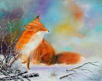 Der flohende Fuchs